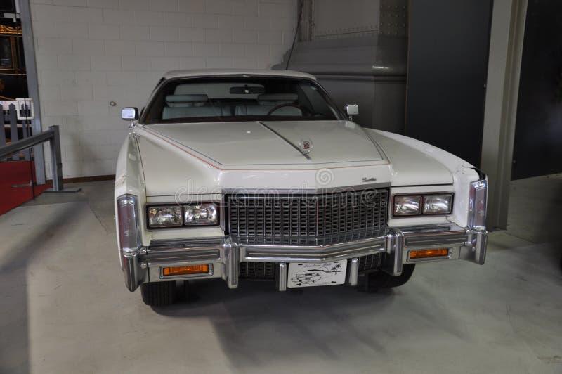 Cadillac Eldorado Cabriolet stock photography