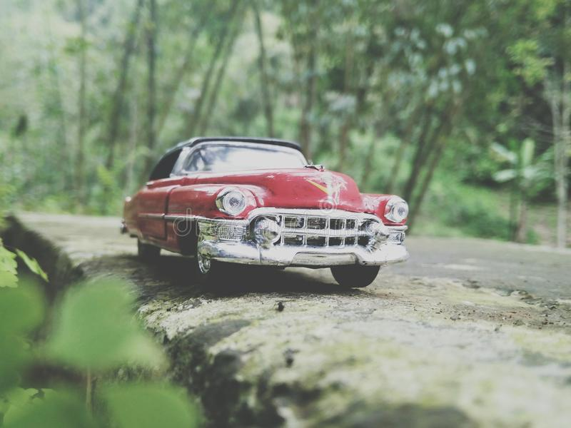 Cadillac Eldorado royalty free stock photos
