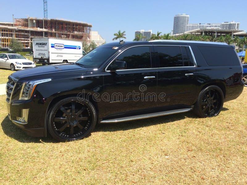 Cadillac Escalade photos libres de droits