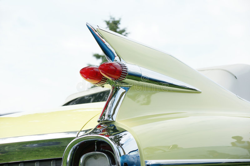 Download Cadillac Rear End stock image. Image of photo, autos, caisse - 5921459