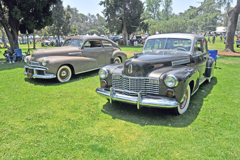Cadillac Series 60 stock photo