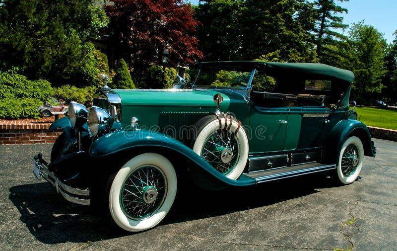 1929 Cadillac V8 στοκ φωτογραφία με δικαίωμα ελεύθερης χρήσης