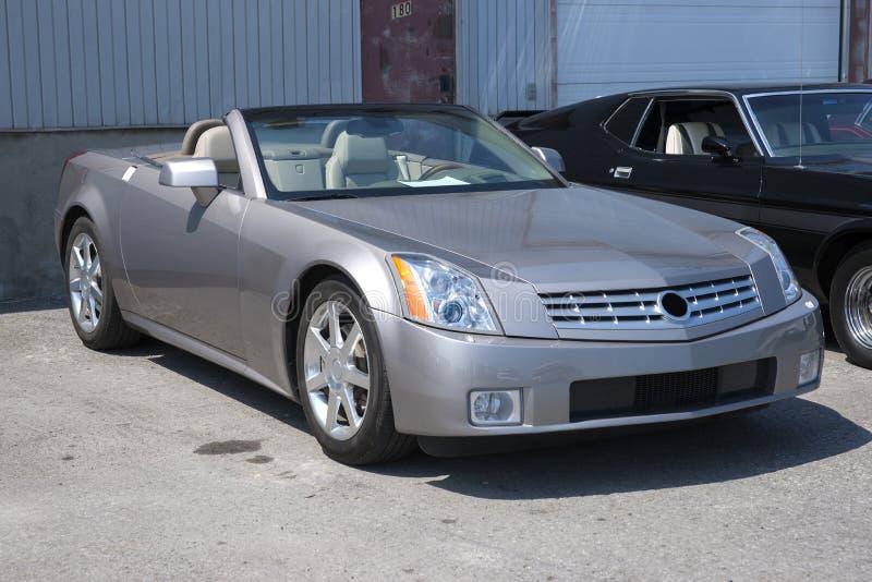 Cadillac XLR στοκ φωτογραφία με δικαίωμα ελεύθερης χρήσης