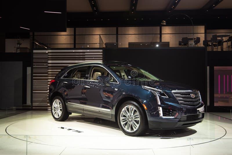 Cadillac 2020 XT5 fotografia de stock royalty free