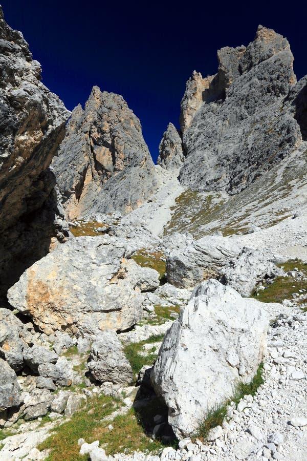 Download Cadini di Misurina stock image. Image of corner, dolomites - 11667579