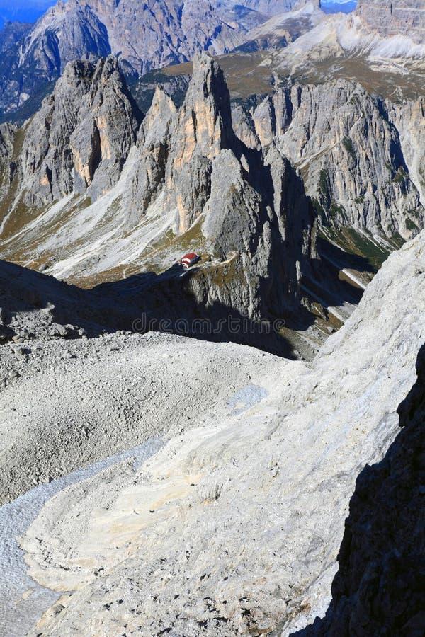 Download Cadini di Misurina stock image. Image of rocks, holiday - 12067041