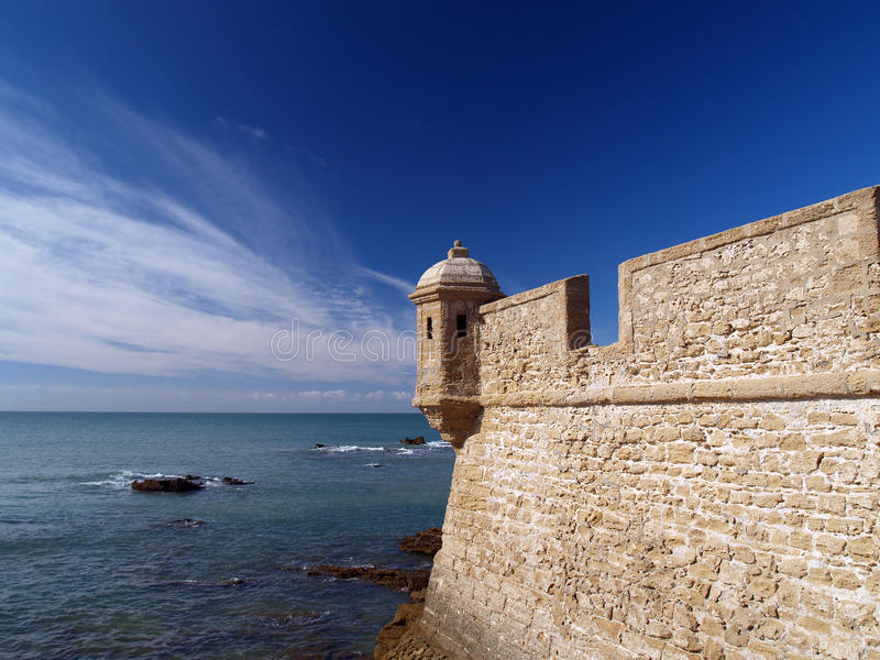 Cadiz foto de stock royalty free