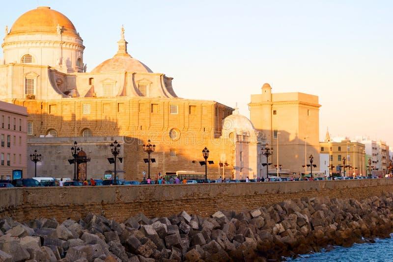 cadiz Spain fotografia stock
