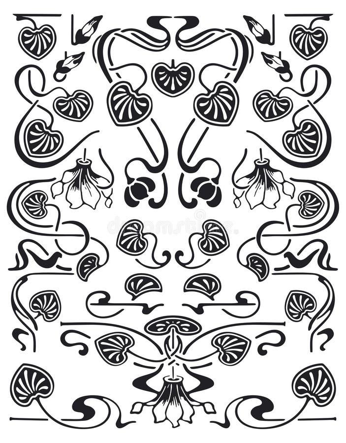 Cadre illustration de vecteur