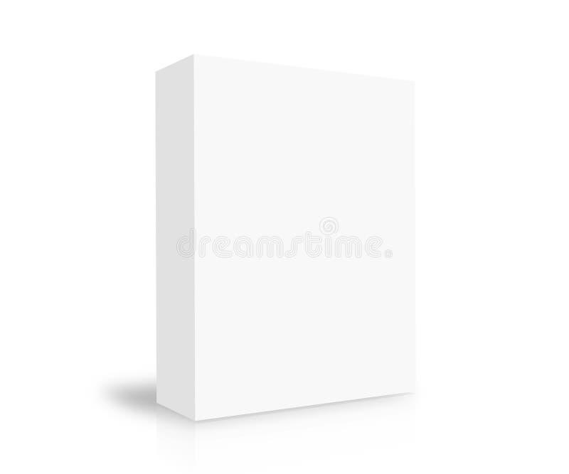 Cadre blanc illustration libre de droits