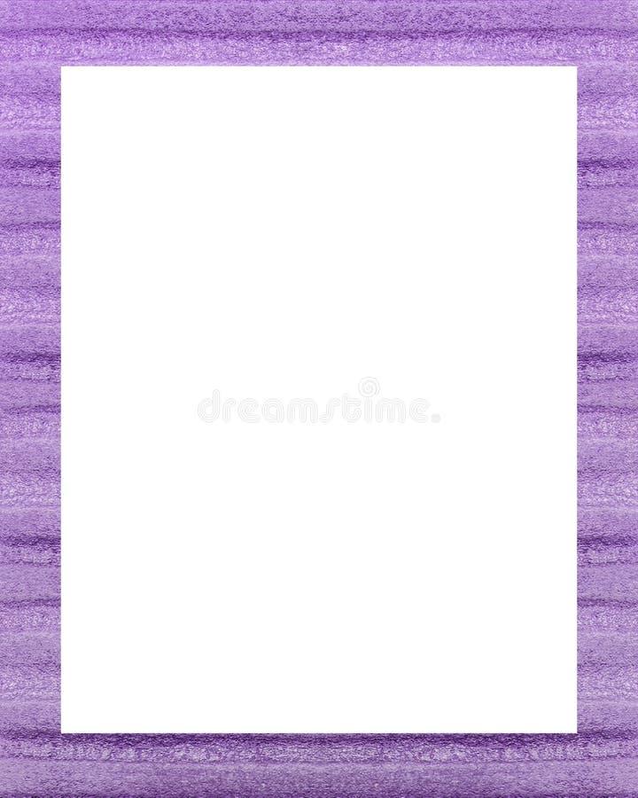 Download Cadre Blanc Avec Les Frontières Décorées De Rayures Illustration Stock - Illustration du illustration, contexte: 77153466