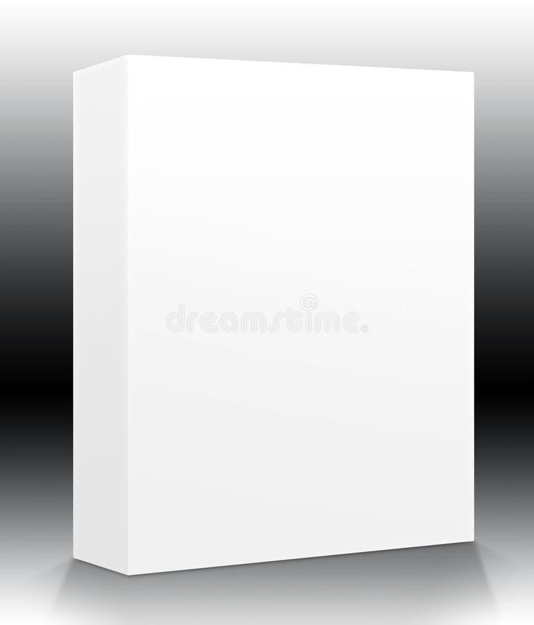 Cadre blanc de produit illustration libre de droits