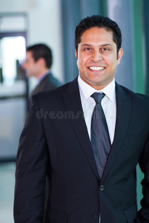 Cadre commercial indien photos stock