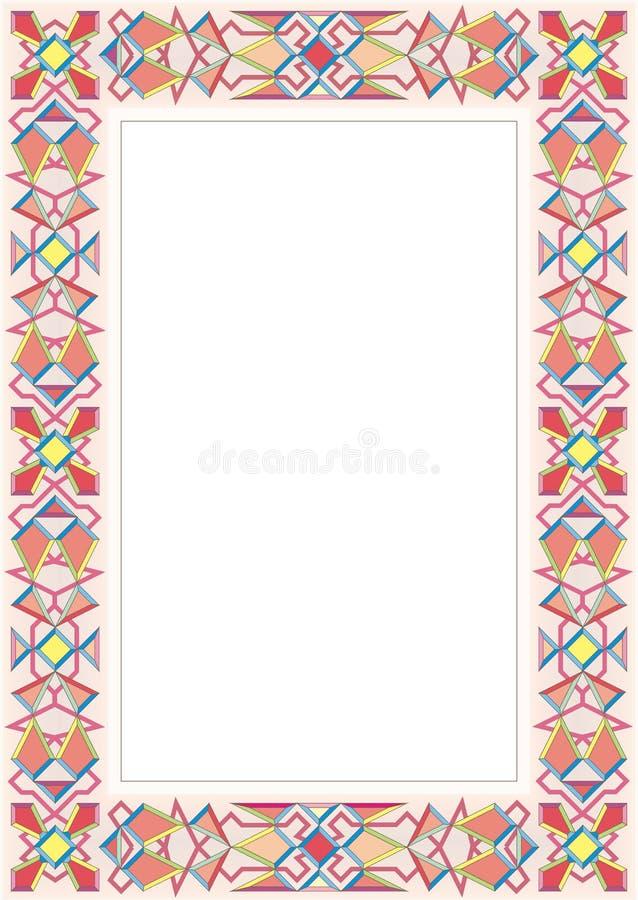 Cadre décoratif 09 photo stock