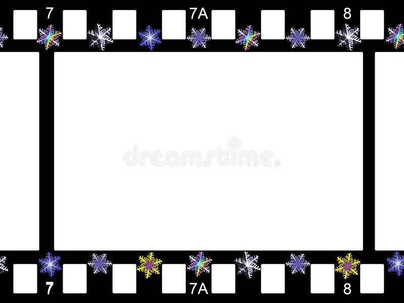 Cadre d'étoiles photos libres de droits