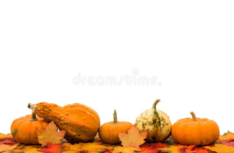 Cadre d'automne image libre de droits