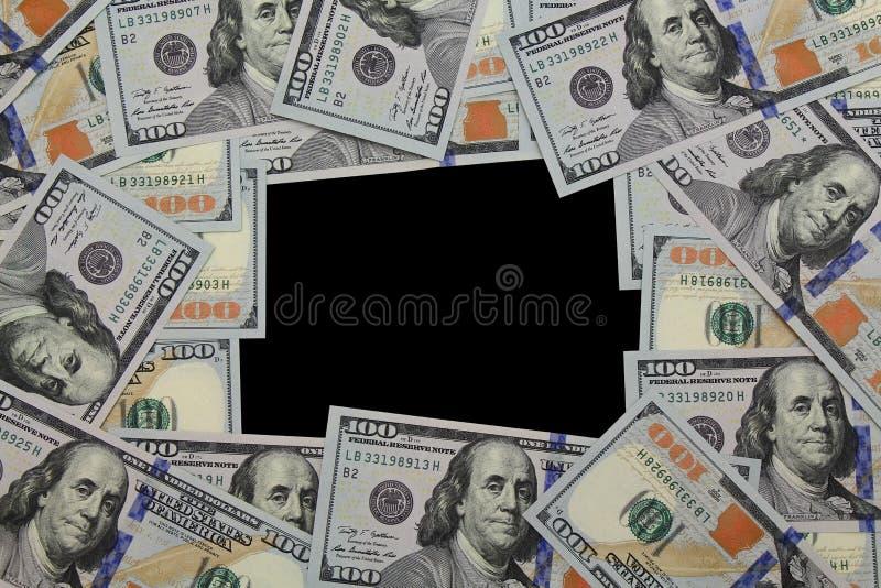 Cadre d'USD photos stock