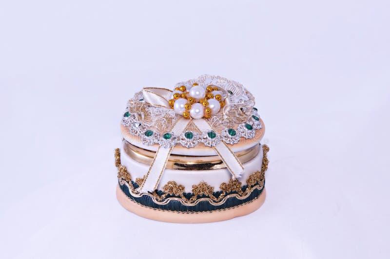 Cadre de bijou de luxe photos libres de droits