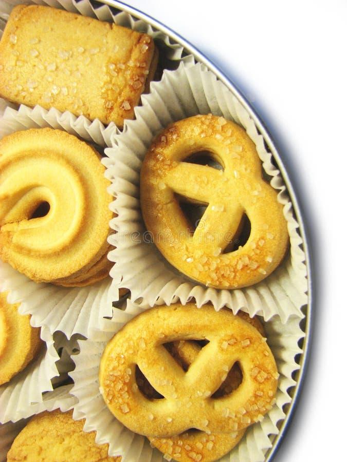 Cadre de biscuits 6 photographie stock