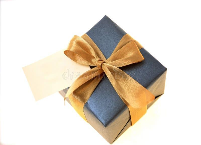 Cadre de cadeau image libre de droits