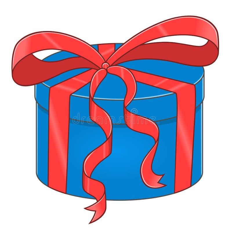 Cadre de cadeau illustration libre de droits