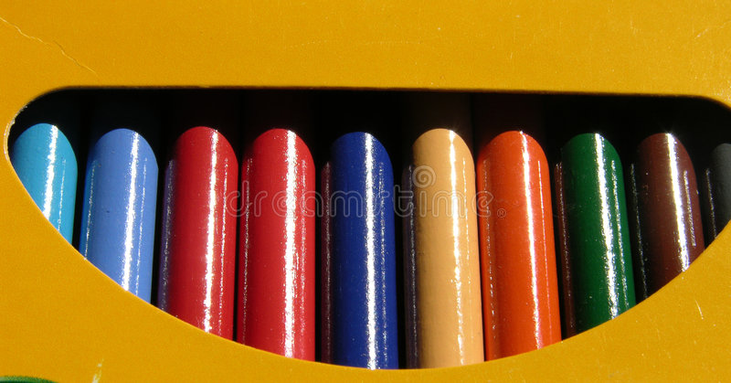 Cadre de couleur image stock