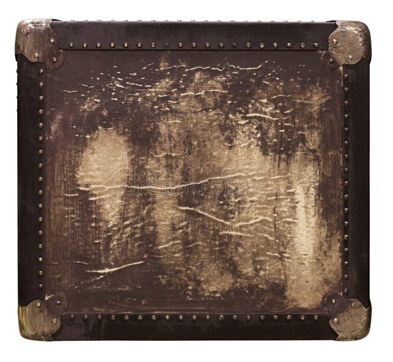 Cadre de course de cuir de cru image libre de droits