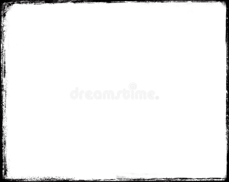 Cadre de cru illustration stock