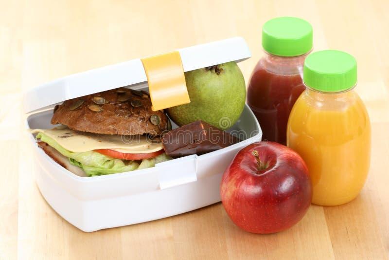 Cadre de déjeuner photo libre de droits