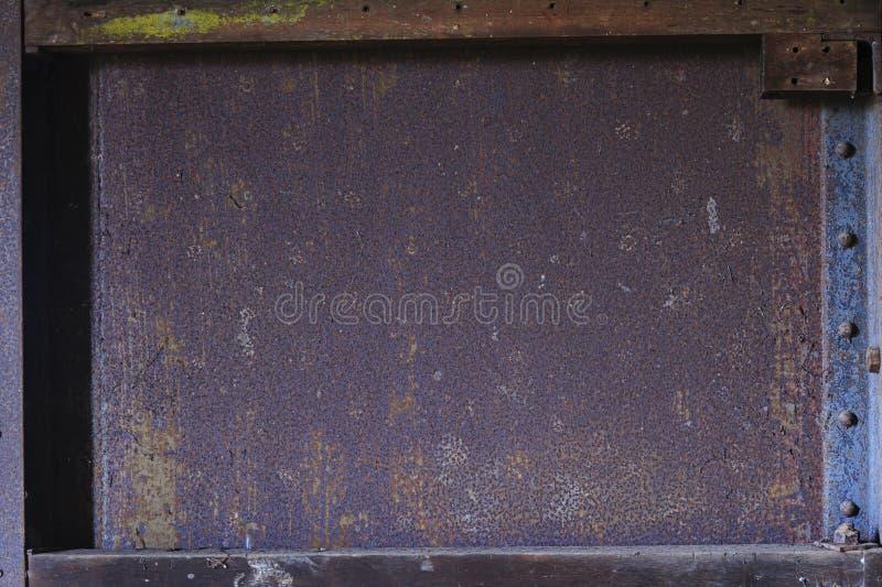 cadre de fer de rouille et de vintage image stock image du antiquit cuivre 50215357. Black Bedroom Furniture Sets. Home Design Ideas