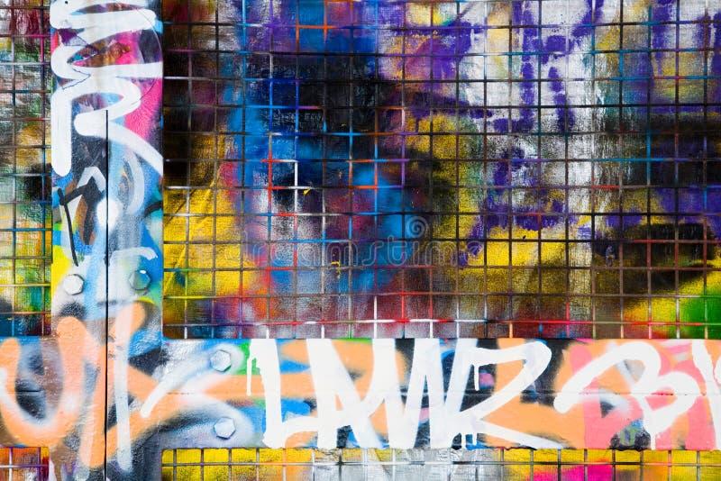 Cadre de graffiti photographie stock libre de droits