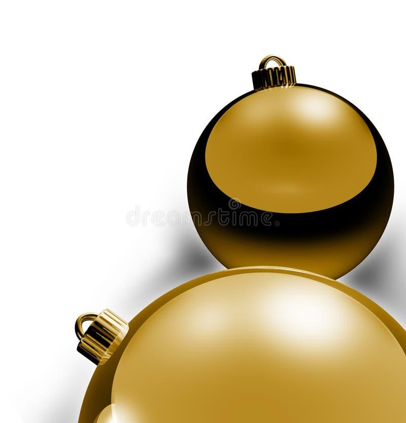 Cadre de Noël illustration de vecteur