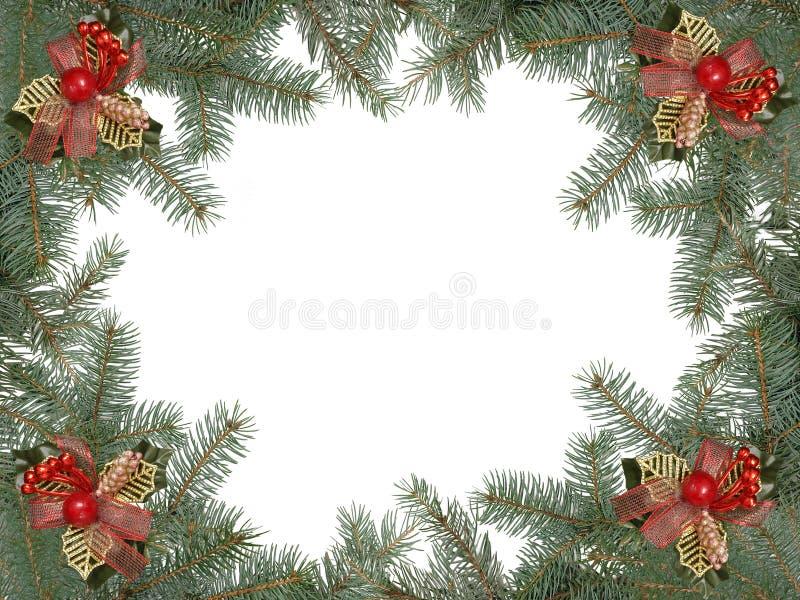 Cadre de Noël photos libres de droits