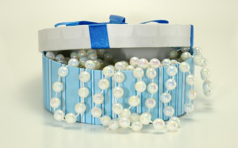 Cadre de perles photos libres de droits
