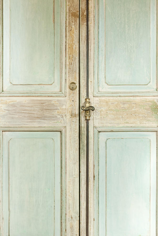 Download Cadre De Porte En Bois De Vintage, Texture De Fond Photo Stock -  Image