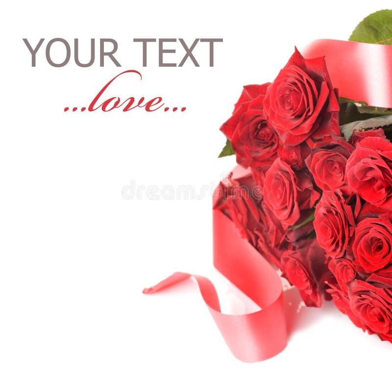 Cadre de roses photos stock