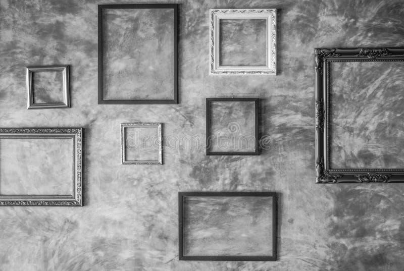 Cadre de tableau. photographie stock libre de droits