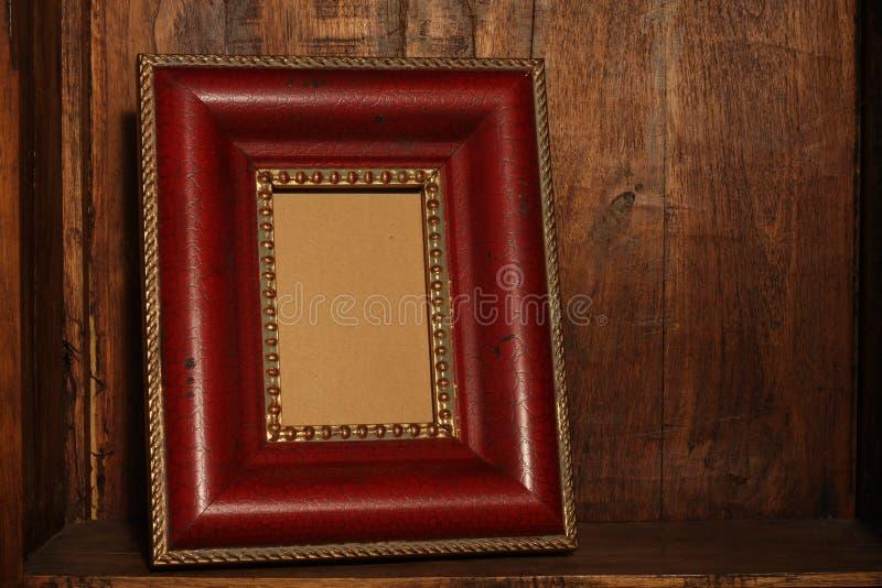 Cadre de tableau antique photo libre de droits