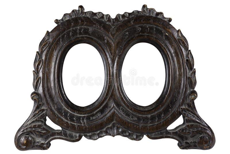Cadre de tableau antique photographie stock libre de droits