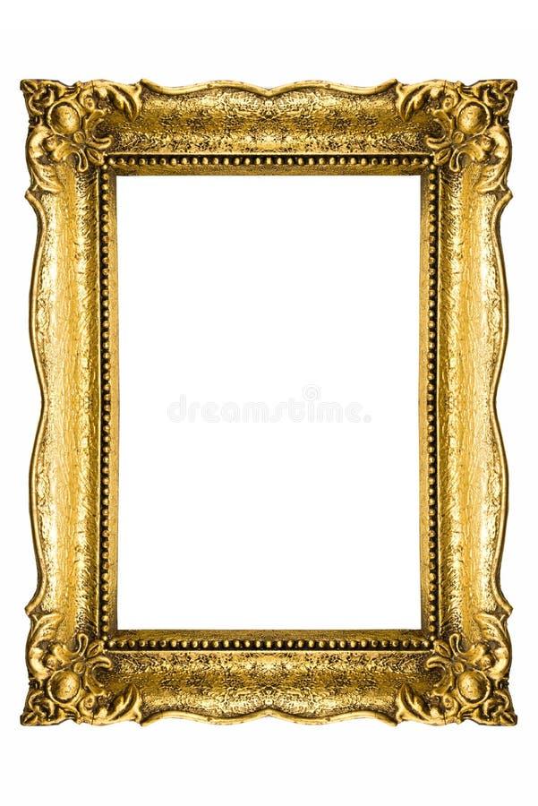 Cadre de tableau de cru image libre de droits