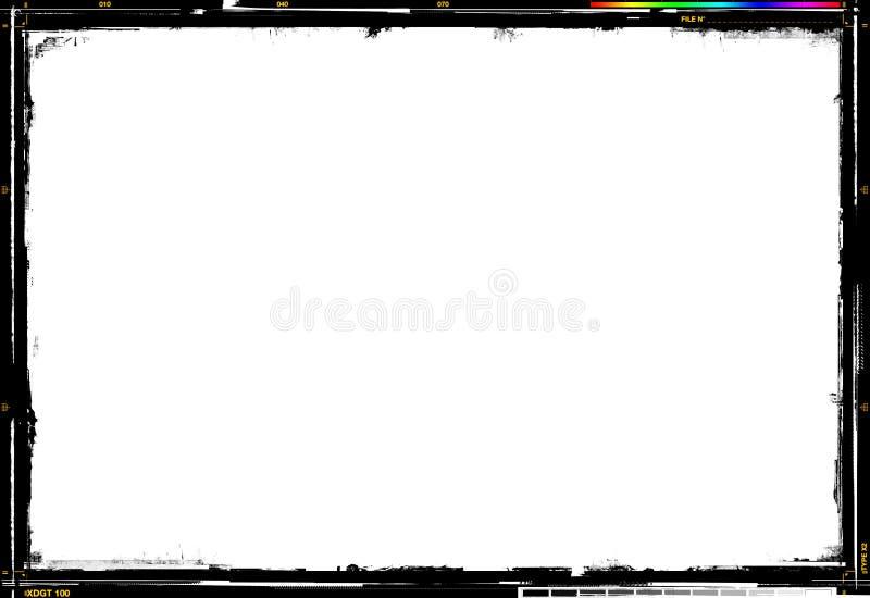 Cadre de vue illustration stock