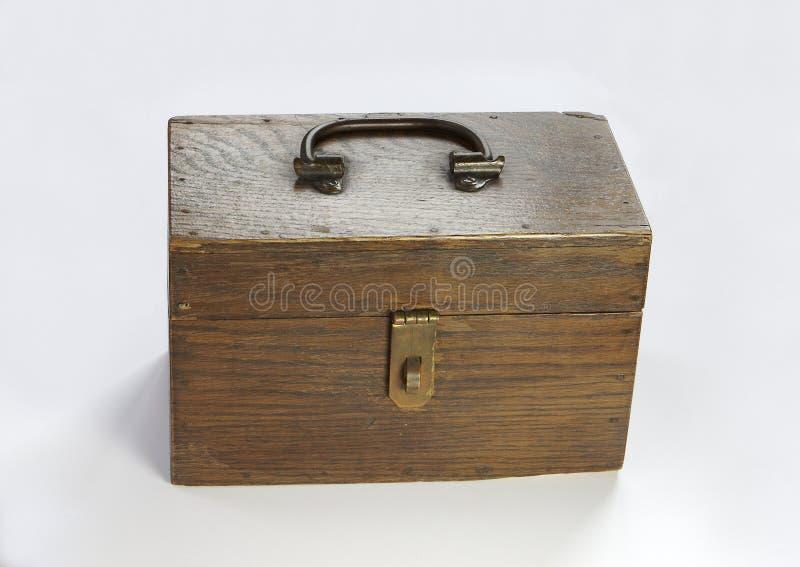 Cadre en bois photo stock