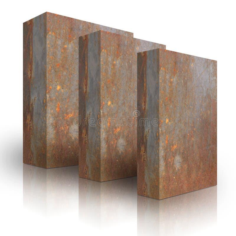 Cadre en métal illustration libre de droits