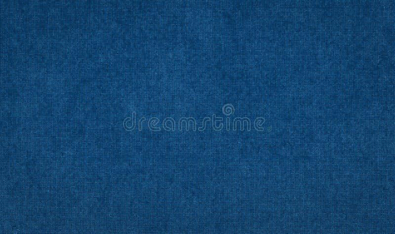 Cadre prêt pour la conception, texture fine de textile, fond abstrait bleu-foncé photographie stock