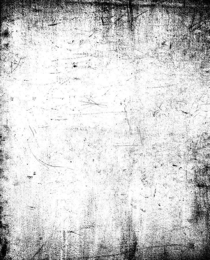Cadre sale ou vieillissant abstrait illustration libre de droits