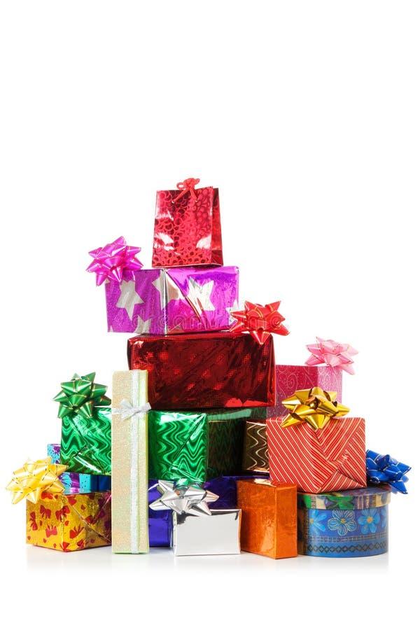 Cadres de cadeau # 3.1 | D'isolement image libre de droits