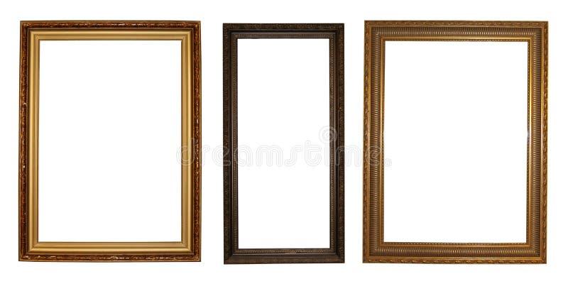 Cadres de tableau image stock