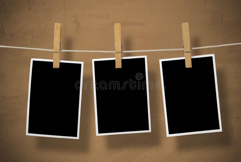 Cadres de tableau photographie stock
