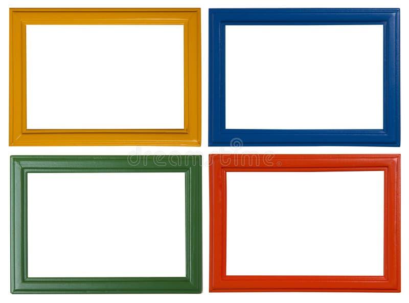 cadres de tableau modernes image stock image du quatre 30435275. Black Bedroom Furniture Sets. Home Design Ideas
