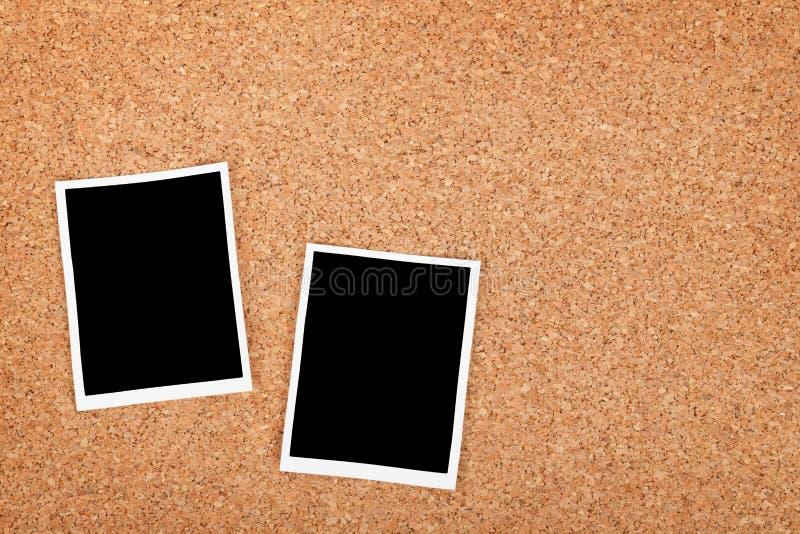 Cadres polaroïd de photo photos stock